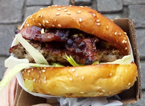 Berliinin hampurilaisravintolat