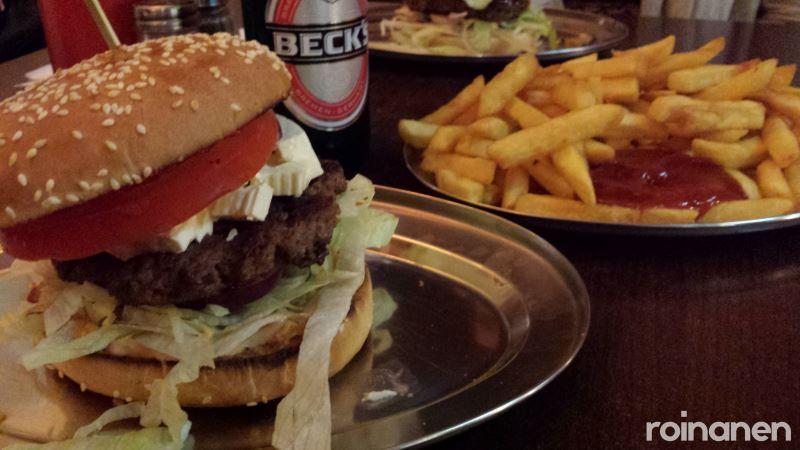 Ketchup & Majo Berliini