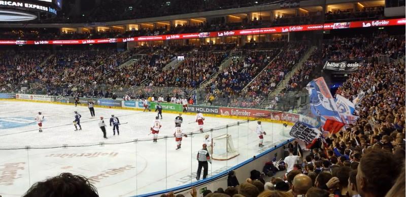 Eisbären Berlin vs. Düsseldorfer EG