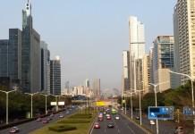 Kiina moottoritie