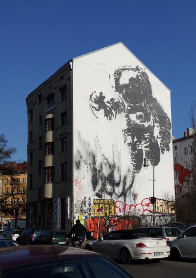 Graffiti Berliini - Kreuzberg