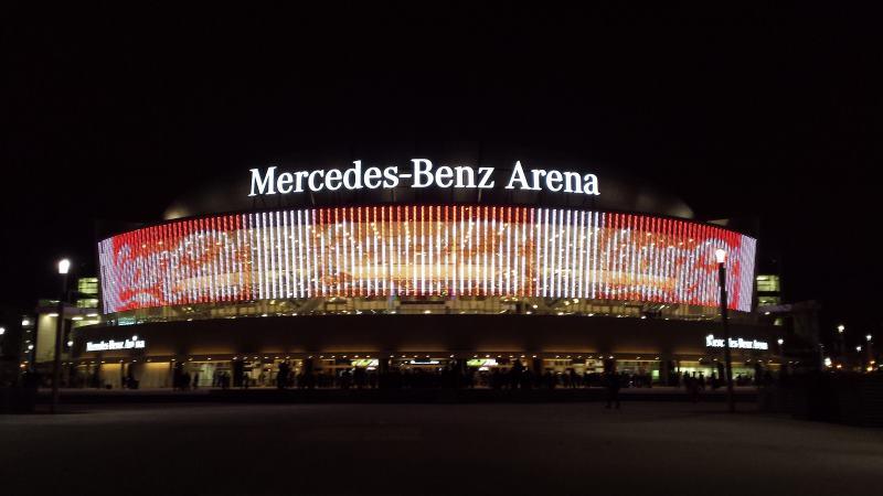 Mercedes Benz -areena