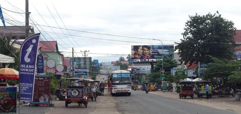 Sihanoukville bussi