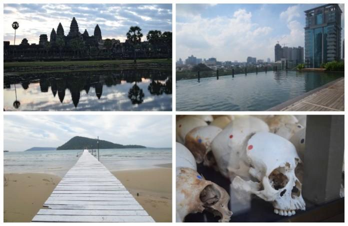 Thaimaa-Kambodza -reissu