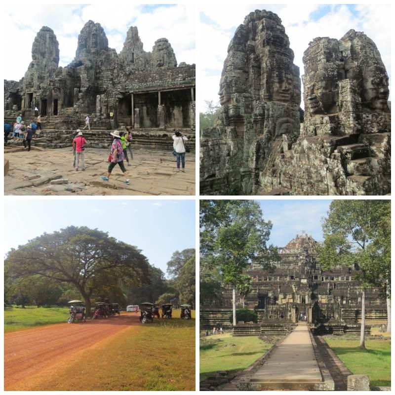 Angkorin temppelit ja Baphuon