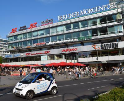 Töihin Saksaan