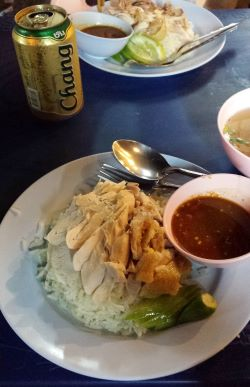 Katuruoka Bangkokissa