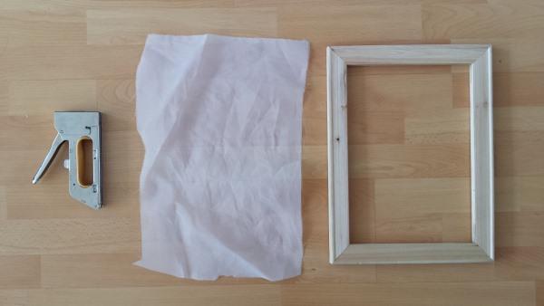 Silkkipainoraamin valmistus