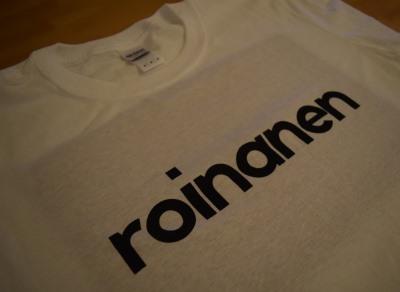 Itse painettu t-paita