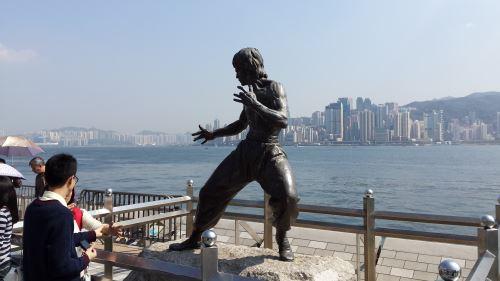 Bruce Lee patsas