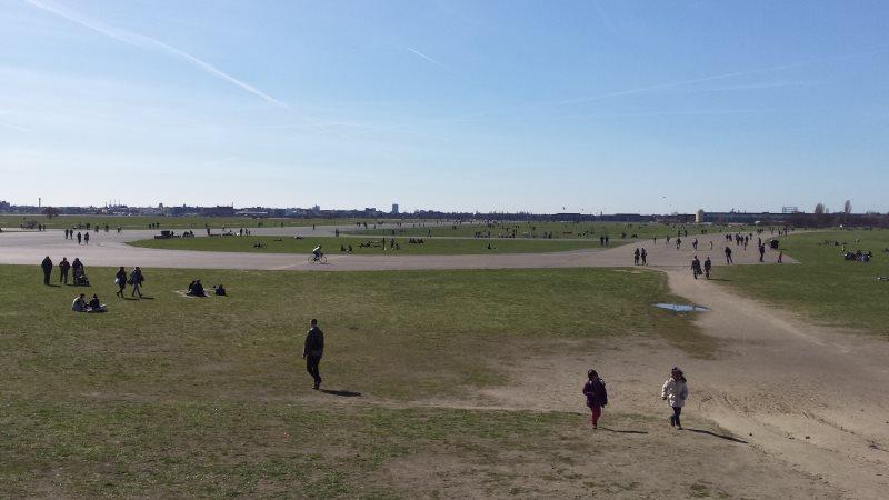 Tempelhofin lentokenttäpuisto