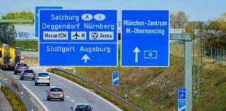 Autolla Saksaan