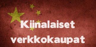 Kiinalaiset verkkokaupat