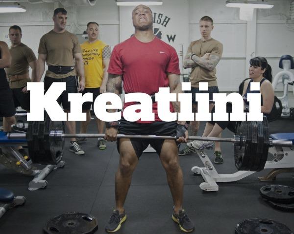 Kreatiini