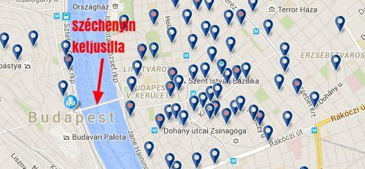 Budapestin hotellit