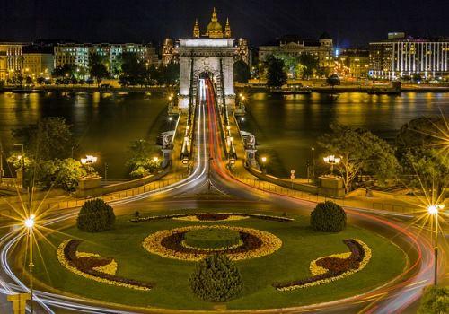 Budapest nähtävyydet