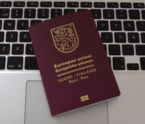 Passin uusiminen