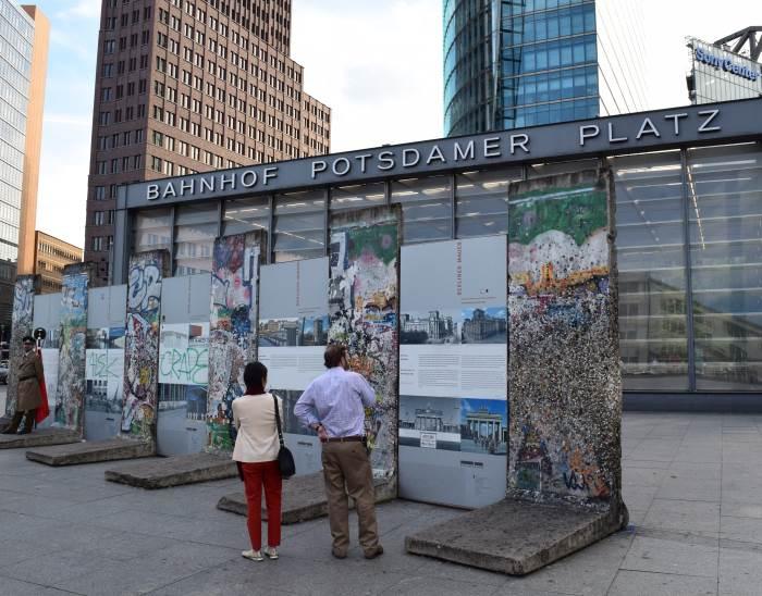 Potsdamer Platz muuri