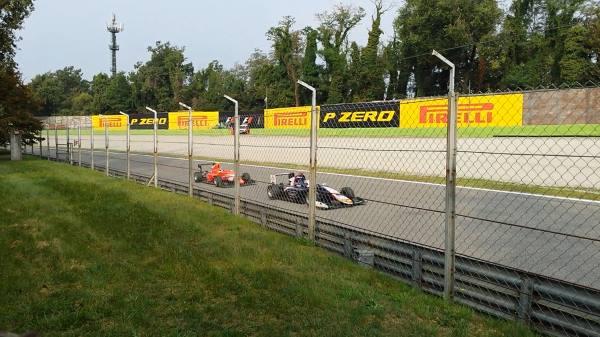 Curva Grande Monza