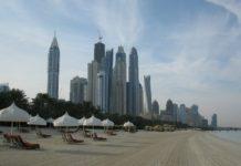 Dubai hyvä hotelli rannalla