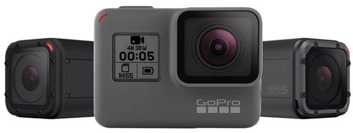 GoPro HERO 5 kokemuksia