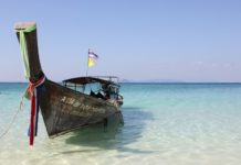 Thaimaa lomakohteet