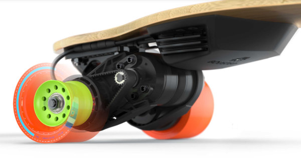 Boosted Board moottori