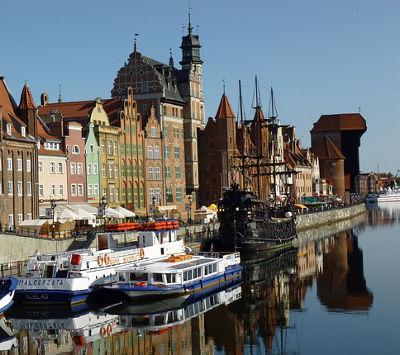 Gdansk hintataso
