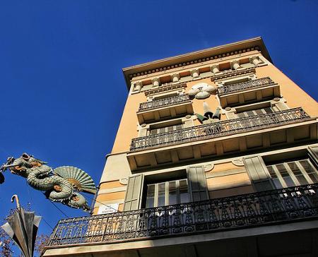 Halpa hotelli Barcelona