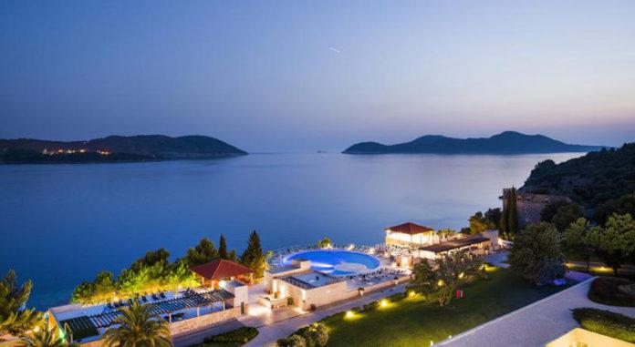 Paras hotelli Dubrovnikissa