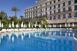 5 tähden hotelli Nizzassa