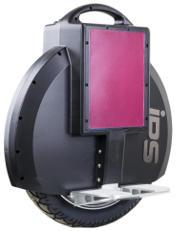 IPS 122 yksipyöräinen sähköpyörä