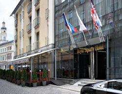 Hyvä hotelli Riika