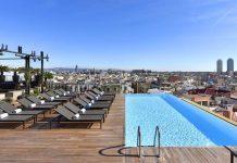 Paras hotelli Barcelonassa