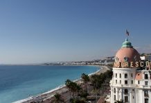 Paras hotelli Nizzassa