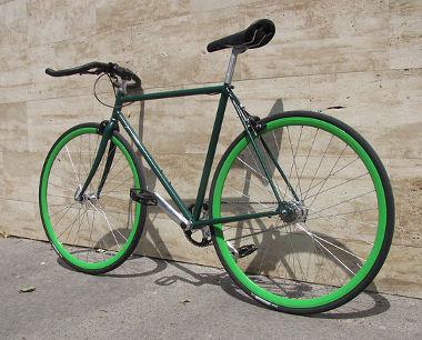 Polkupyörä Saksasta