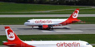 Air Berlin kokemuksia
