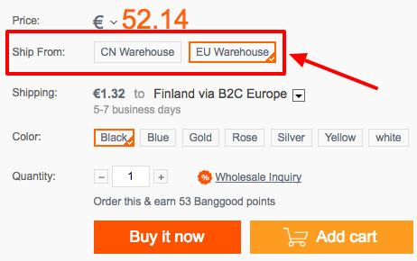 Banggood EU