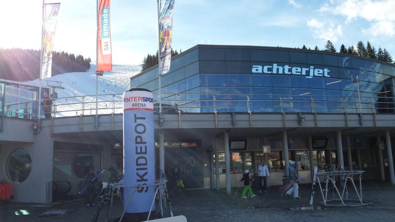 Flachau Itävallan alpit