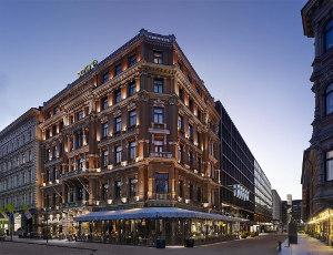 Helsingin kallein hotelli?