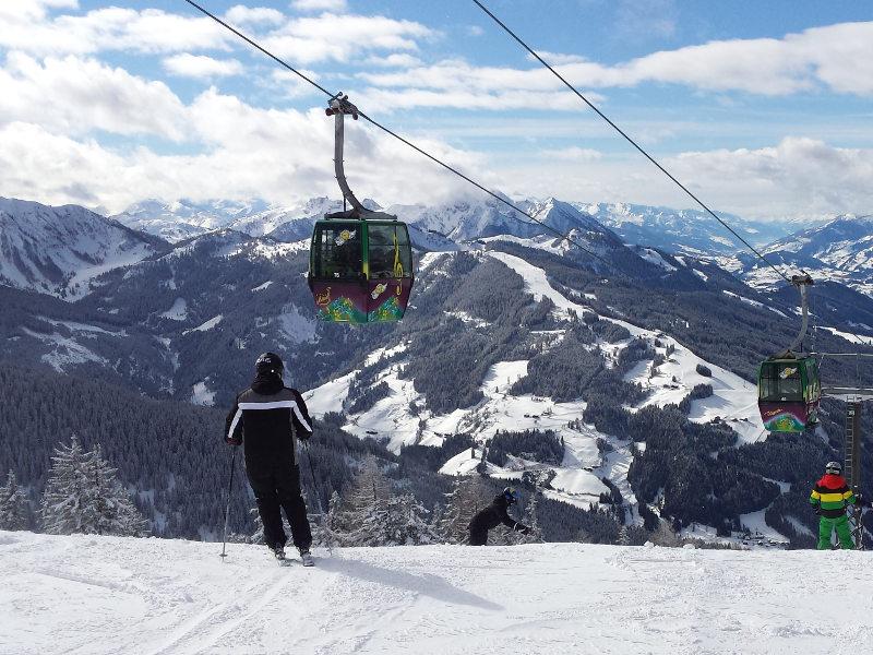 Itävallan alpit