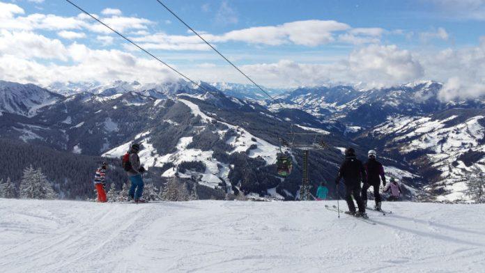 Itävalta Alpit