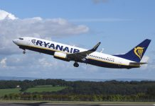 Ryanair kokemuksia