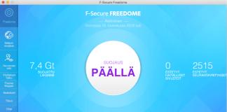 F secure Freedome VPN kokemuksia